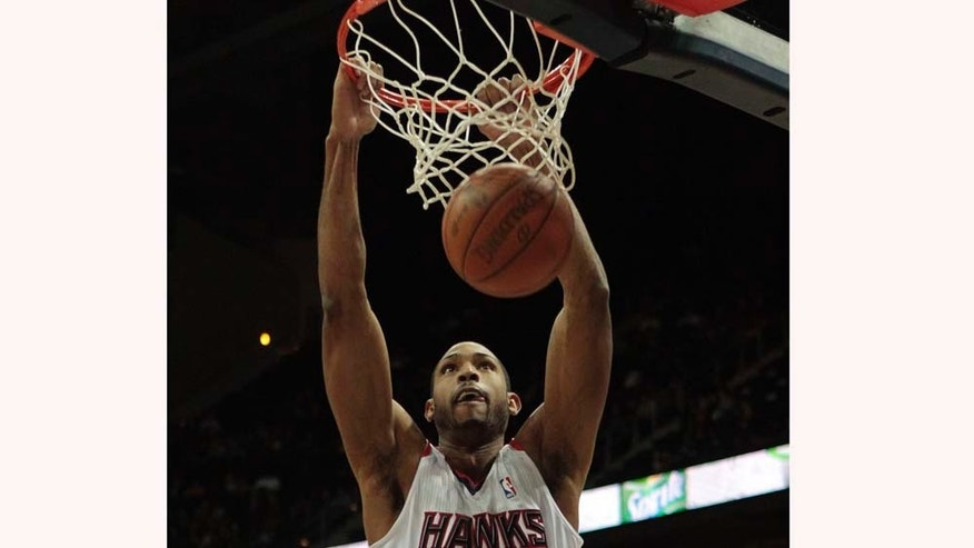 Al Horford of the Atlanta Hawks was picked to the Eastern Conference team for the NBA All-Star game.