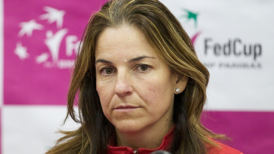 Spanish team captain Arantxa Sanchez Vicario says her parents lost an estimated $60 million in career earnings through mismanagement.