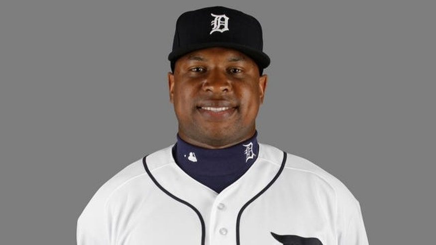 FILE -  2012 photo showing Delmon Young of the Detroit Tigers baseball team.