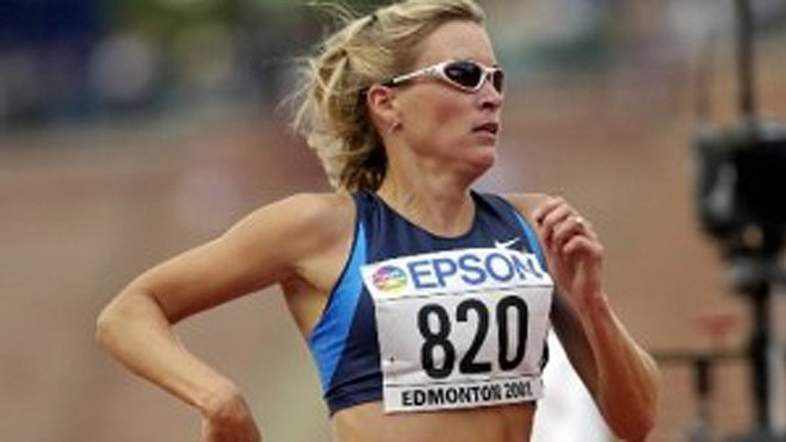 Suzy Favor Hamilton, who has won nine NCAA titles and participated in three Olympics, has reportedly admitted to working as a call girl in last Vegas and elsewhere throughout the U.S. since last December. (AP)