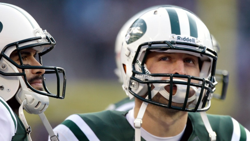 Jets Tebow Says He Never Asked Out Of Wildcat And Ryan