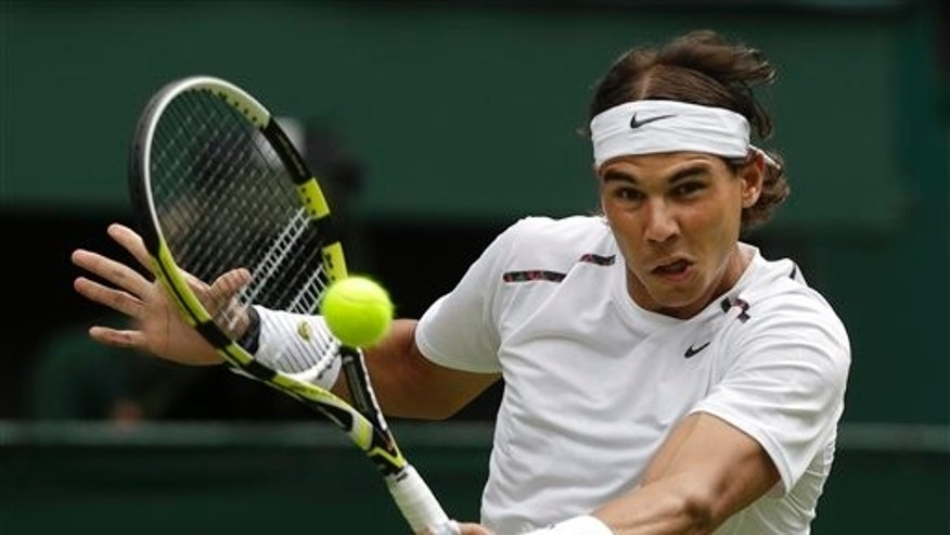 Rafael Nadal's comeback in tennis may not occur until next year.