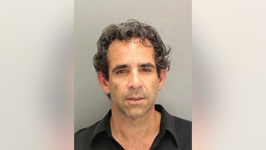 This undated booking photo provided by the Miami-Dade Police Department shows Anthony Bosch. (AP/Miami-Dade Police Department)