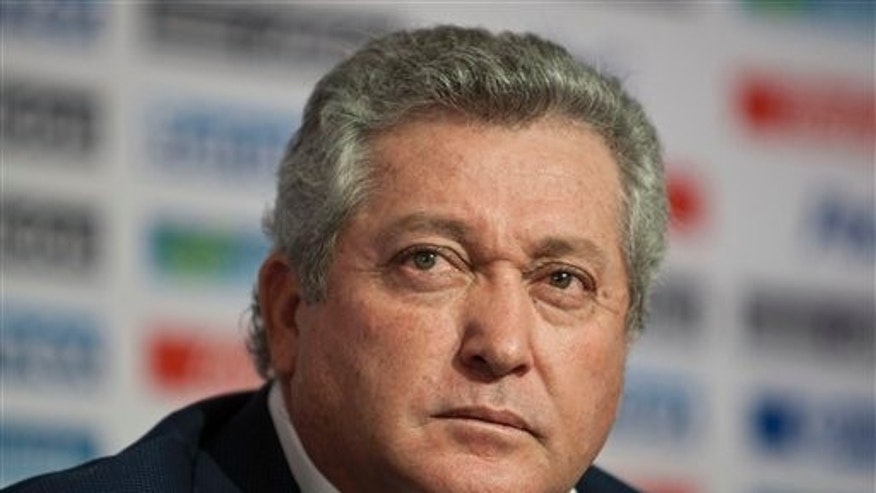 Victor Manuel Vucetich was hired Thursday as coach of the Mexican national team as it tries to recover from a pair of losses in World Cup qualifying.