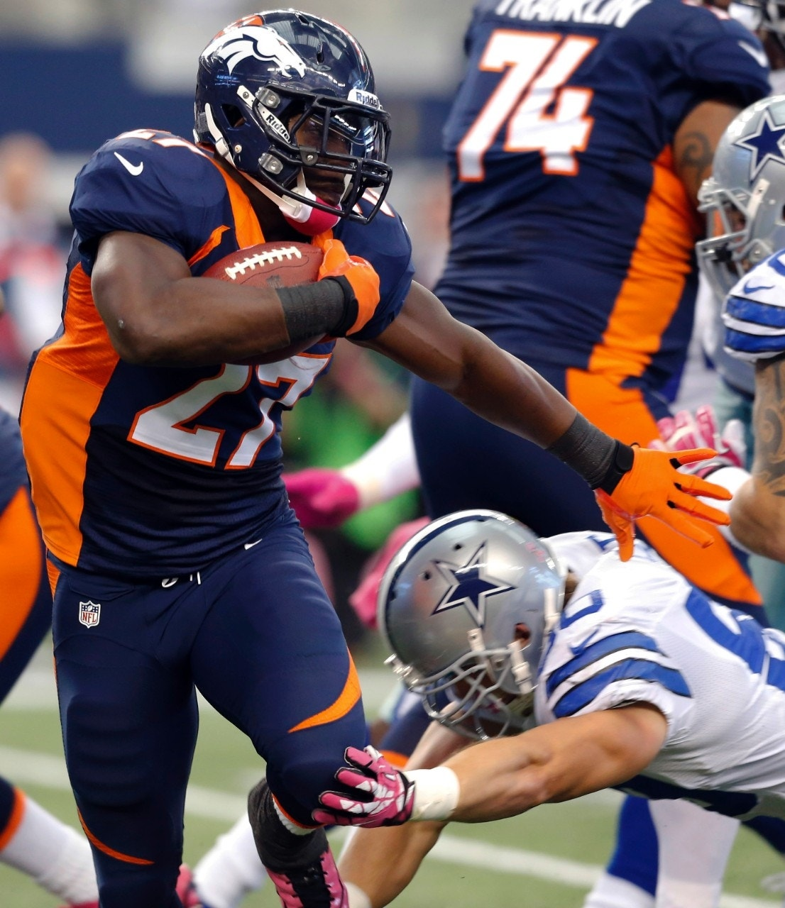 Knowshon Moreno Finally Showing Why Denver Broncos Drafted