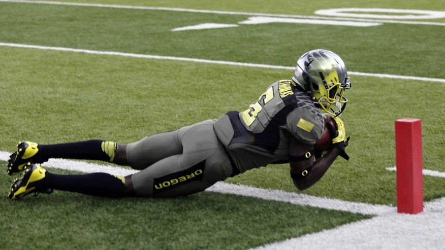 De'Anthony Thomas says he's back to having fun for the No ...