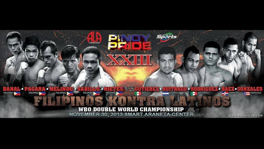Promotional poster for Pinoy Power 23.