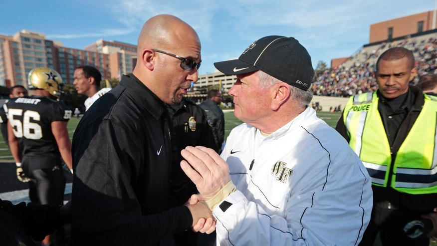 Person familiar with situation: Coach Jim Grobe resigning ...