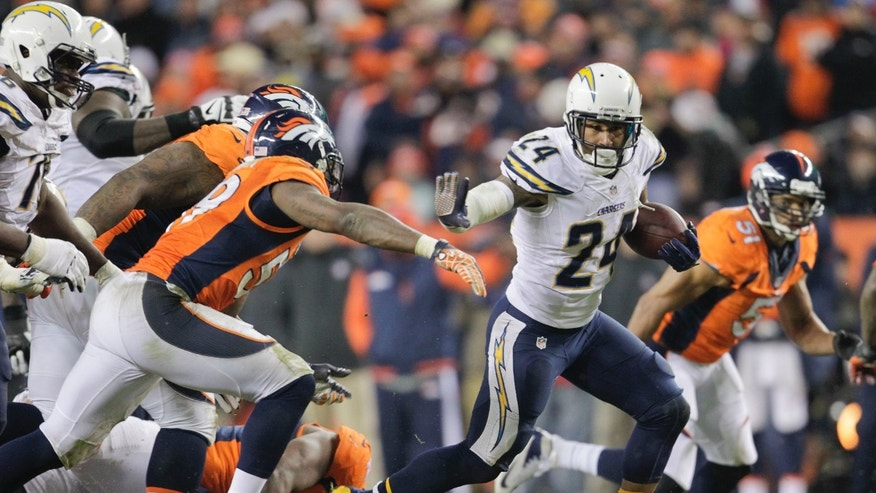 Beating Broncos A Big Deal For Chargers Defensive