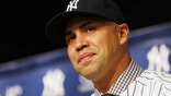 NEW YORK, NY - DECEMBER 20:  Outfielder Carlos Beltran speaks to the media during his introductory press conference at Yankee Stadium on December 20, 2013 in the Bronx borough of New York City.  (Photo by Mike Stobe/Getty Images)