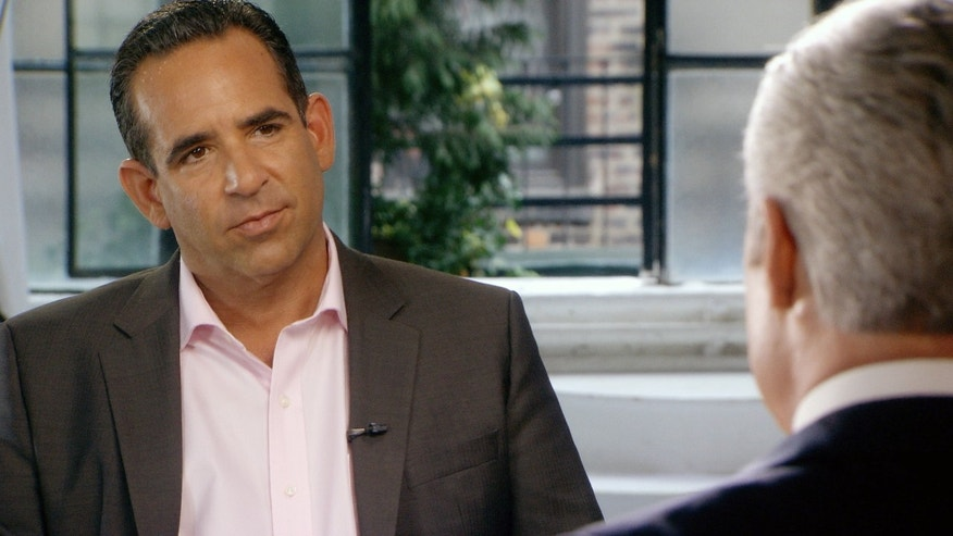 In this undated image taken from video and provided by 60 minutes, Biogenesis founder Anthony Bosch, left, talks with 60 Minutes correspondent Scott Pelley. On Sunday, Jan. 12, 2014, 60 minutes will air an interview with Bosch explaining how he provided Alex Rodriguez with performance enhancing drugs during Rodriguez's relationship with Biogenesis. An arbitrator ruled Saturday that Rodriguez, NY Yankees' third baseman, will have to sit out 162 games for his illegal use of performance enhancing drugs. (AP Photo/60 Minutes) MANDATORY CREDIT; NO SALES; NO ARCHIVE; FOR NORTH AMERICAN USE ONLY