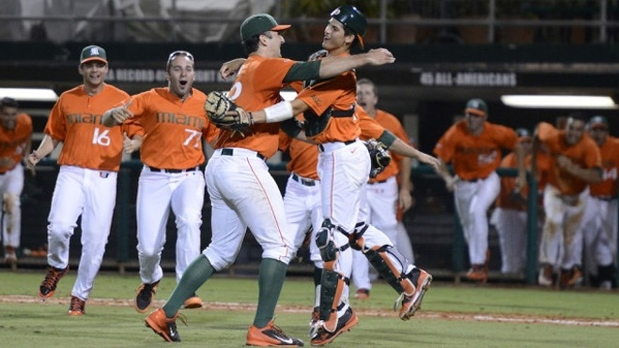 Photo Credit: Richard Lewis/Miami Athletics