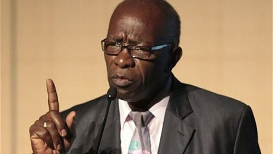 Former FIFA Vice President Jack Warner, pictured here in 2011. (Reuters)