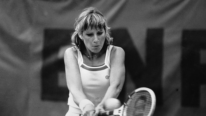 Chris Evert 18 Grand Slam singles titles nude (27 photo) Sideboobs, Instagram, legs