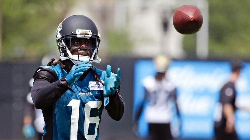 Fumbles forgotten: Jaguars RB Denard Robinson now being ...