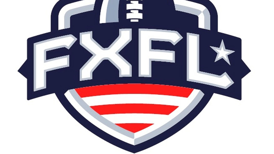 ADVANCE FOR WEEKEND EDITIONS, JUNE 21-22 - FILE - In this image released by the Fall Experimental Football League shows the league's logo. The FXFL plans to launch in October as a developmental league, with no NFL affiliation but with lots of intriguing ideas. Six teams, 40-man rosters, limited salaries, and perhaps no punts, kickoffs or extra-point placements. (AP Photo/Fall Experimental Football League)