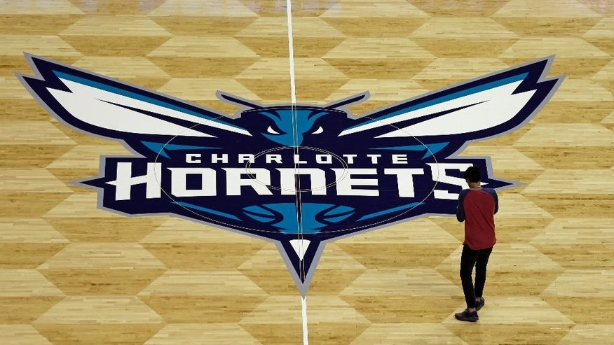 Hornets Unveil Fierce New Basketball Court Design Featuring