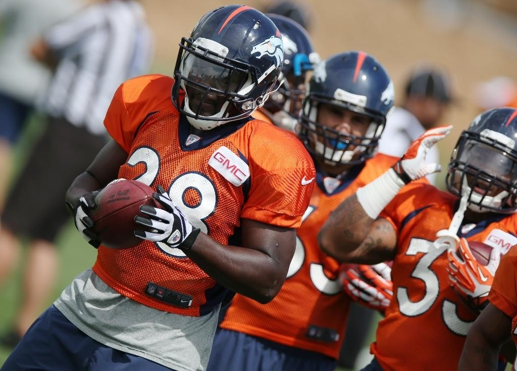 Montee Ball says meticulous Peyton Manning had him running scared last season