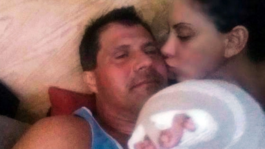 Oct. 29: Photo posted on Jose Canseco's Twitter page shows the former major league baseball player recovering at his Las Vegas home with his fiancee.