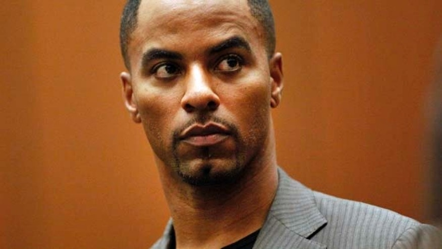 FILE 2014: Former NFL safety Darren Sharper appears in Los Angeles Superior Court.