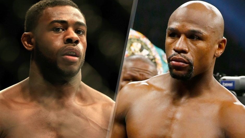Aljamain Sterling recounts the time Floyd Mayweather tried to steal his girlfriend