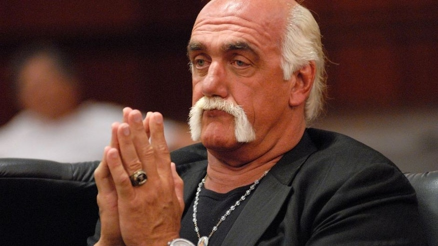 CLEARWATER, FL - JUNE 15: Hulk Hogan (Terry Bollea) listens to testimony during a hearing in the divorce case against his estranged wife, Linda, on June 15, 2009 in Clearwater, Florida. (Photo by Tim Boyles/Getty Images)