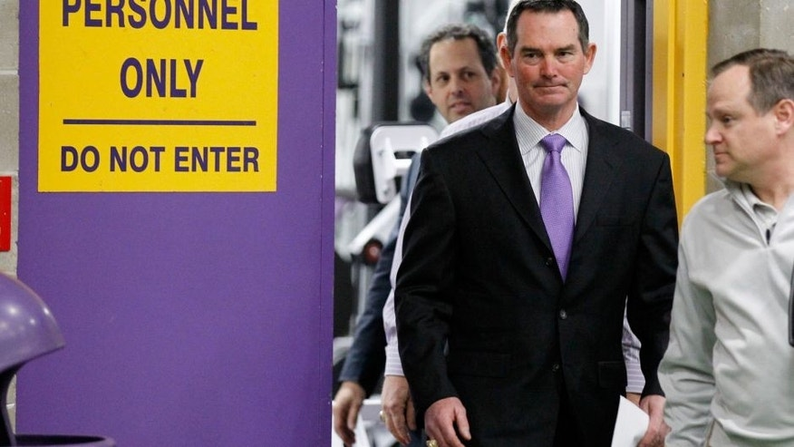 <p>After 20 seasons as an NFL assistant, Mike Zimmer is eager to lead the Vikings to championships as Minnesota's new head coach.<br> </p>
