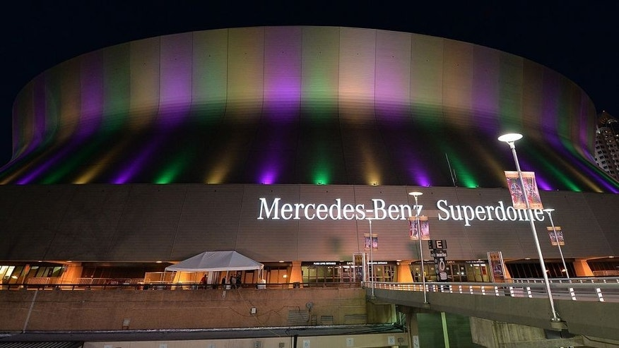NEW ORLEANS, LA - FEBRUARY 15: A general view of atmosphere at the Mercedes-Benz Superdome during the NBA All-Star Weekend 2014 on February 15, 2014 in New Orleans, Louisiana. (Photo by Mike Coppola/Getty Images)