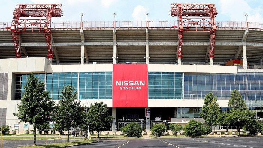 NASHVILLE - JULY 19: Nissan Stadium (formerly LP Field), home of the Tennessee Titans football team on July 19, 2015 in Nashville, Tennessee. (Photo By Raymond Boyd/Getty Images)