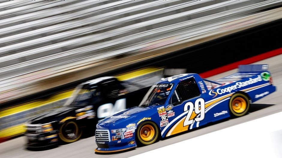 Race Results Unoh 200 Nascar Camping World Truck Series