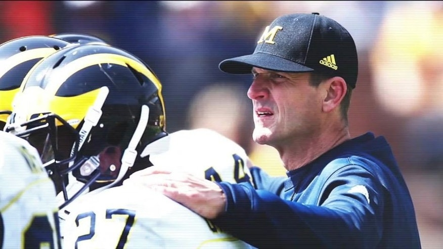 The College Football on FOX crew previews Jim Harbaugh's debut as Michigan head coach.