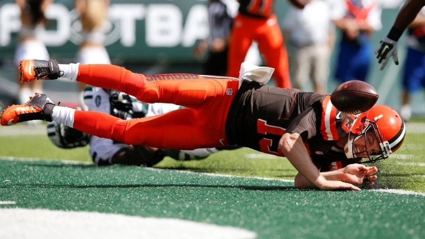 Mike Pereira thinks the hit that knocked Josh McCown out of the Browns game was clean. And the league office agrees with him.