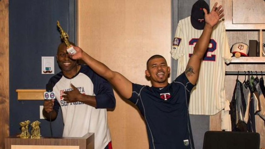 Eduardo Escobar, who won for surprise dancer, had one of the best speeches from the Torii Awards.