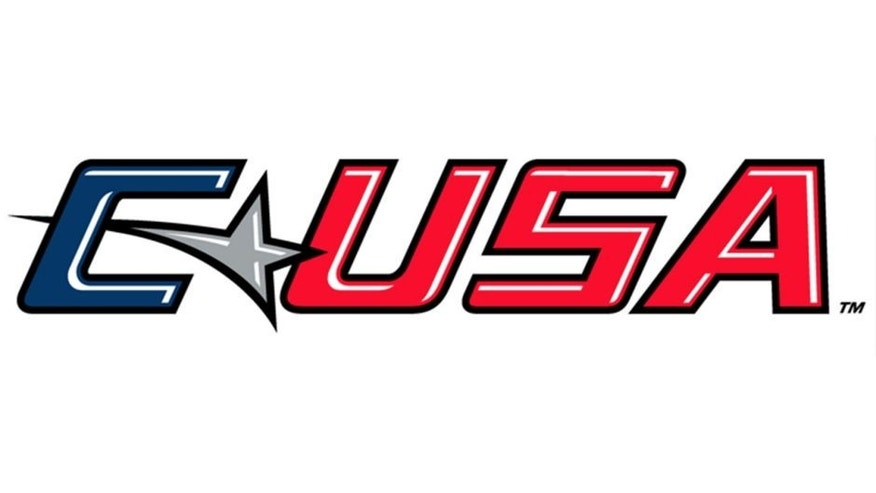 <p>Conference USA Logo<br> </p>