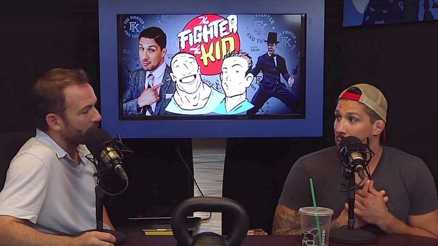 Fighter and the Kid co-hosts Bryan Callen and Brendan Schaub