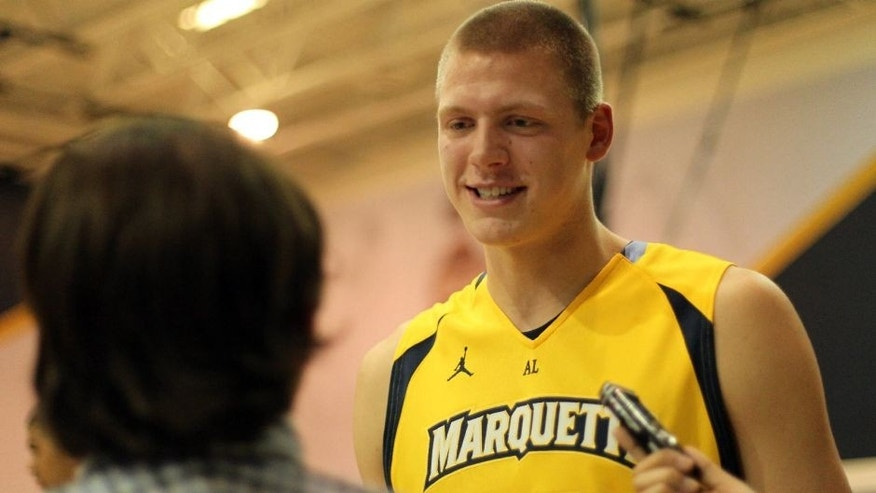 <p>Marquette Men's Basketball</p>