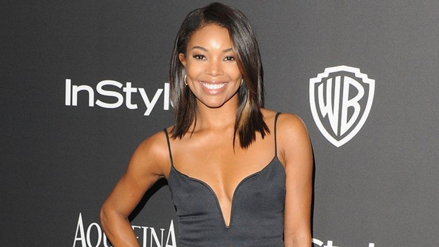 BEVERLY HILLS, CA - JANUARY 11: Actress Gabrielle Union arrives at the 16th Annual Warner Bros. And InStyle Post-Golden Globe Party at The Beverly Hilton Hotel on January 11, 2015 in Beverly Hills, California. (Photo by Jon Kopaloff/FilmMagic)