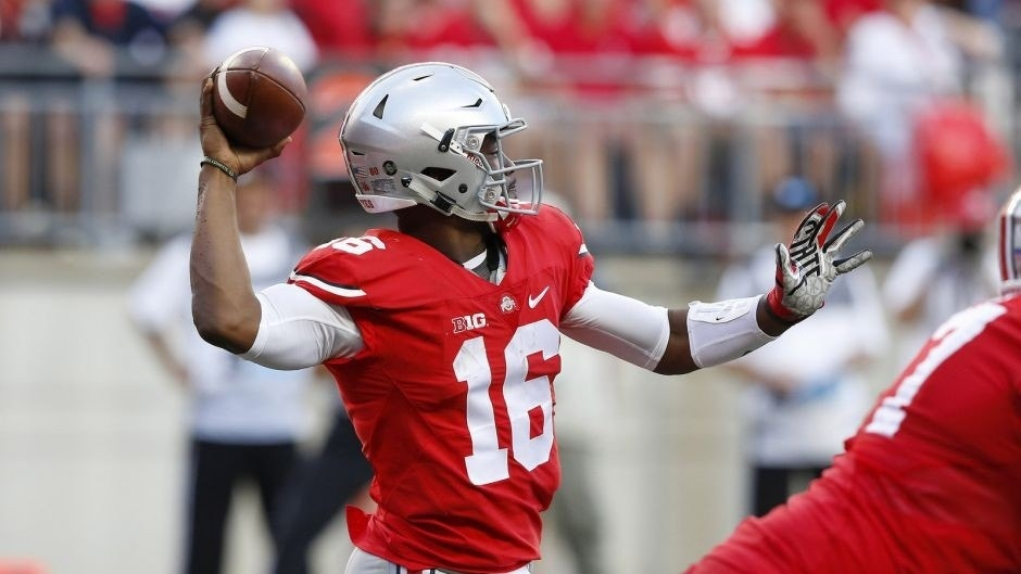 who does ohio state play this weekend