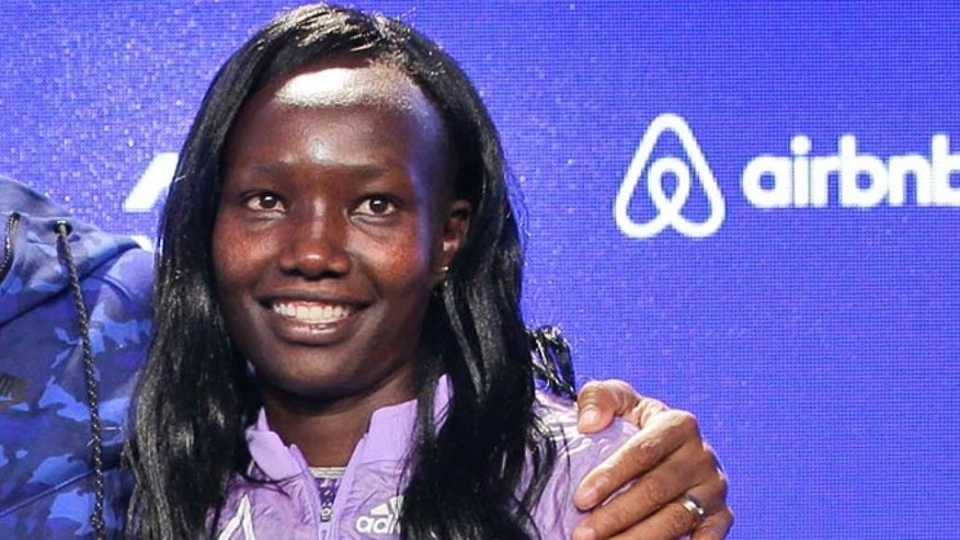 Mary Keitany won the New York City Marathon in back-to-back years.