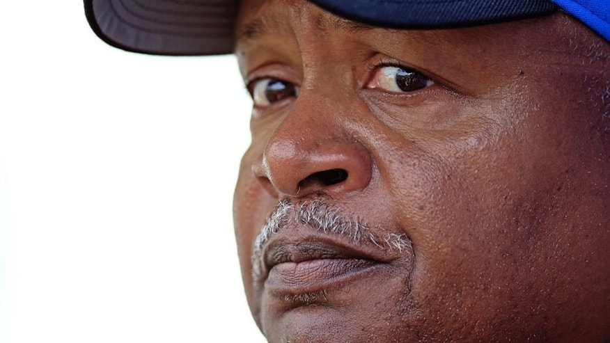 May 27, 2015; Detroit, MI, USA; Detroit Lions head coach Jim Caldwell during OTA at Detroit Lions Training Facility. Mandatory Credit: Andrew Weber-USA TODAY Sports