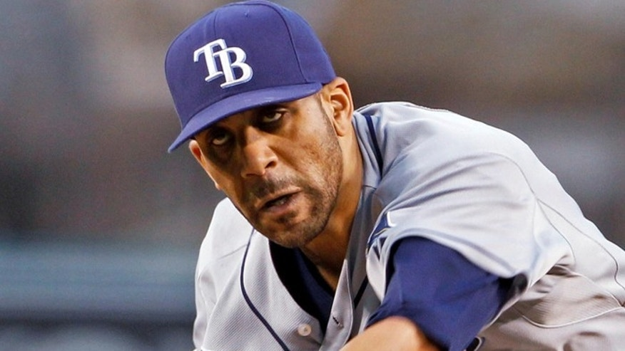 High Price: The Red Sox have signed David Price to a $217 million deal. (AP)