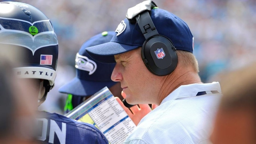 <p><br> The Vikings are one of six NFL teams currently searching for a new head coach. Seattle offensive coordinator Darrell Bevell could be one option for Minnesota.</p>