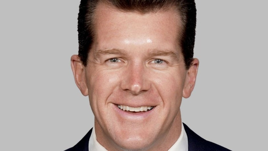 Ted Sundquist General Manager Photo: Ryan McKee/Rich Clarkson and Associates © 2002 Denver Broncos Football Club