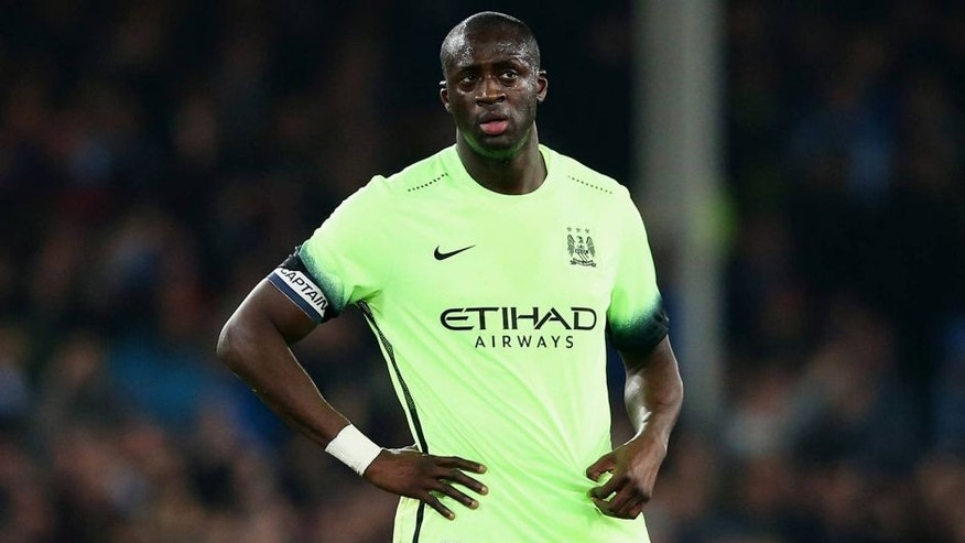 Toure open to City exit, says agent