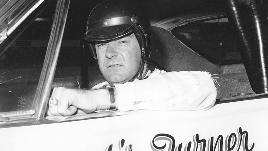 1965: Curtis Turner was the rough and tumble super tar of NASCAR whose movie star looks and partying antics brought him scores of notoriety. (Photo by ISC Archives via Getty Images)