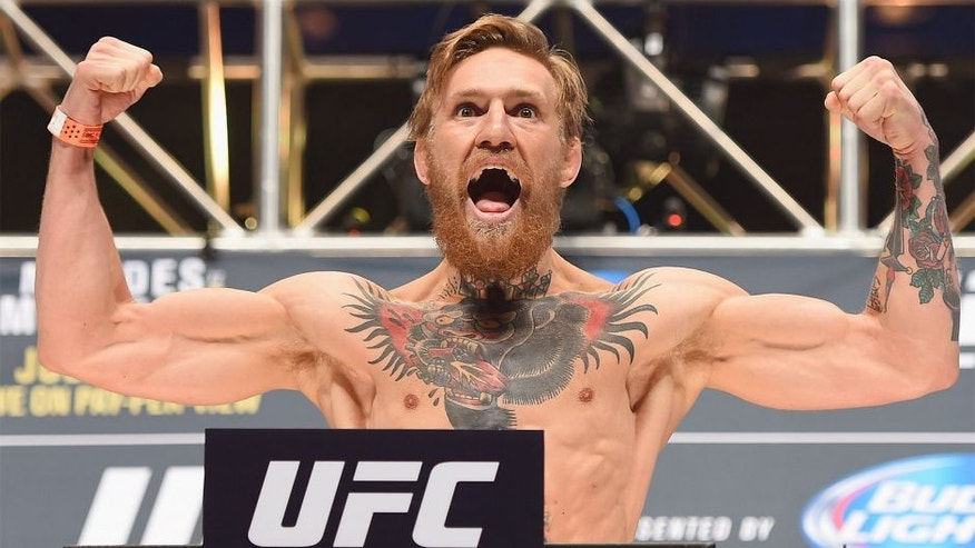 Jose Aldo predicts future for bitter rival Conor McGregor