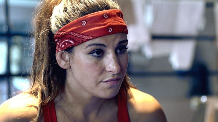 Miesha Tate/Fight Valley