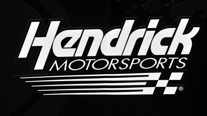 16 March 2010, Talladega, Alabama, USA Hendrick Motorsports logo