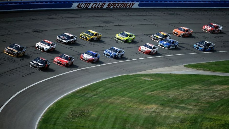 2017 Auto Club 400 Betting Preview