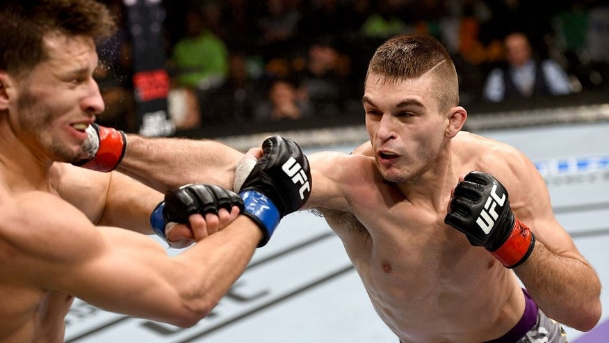 UFC Fight Night 85 Results: The Real Winners and Losers from Australia